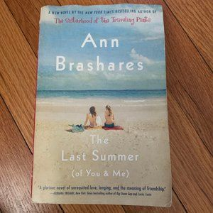 Other - The Last Summer (of You & Me) by Ann Brashares